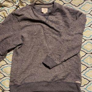 Weatherproof light blue sweater